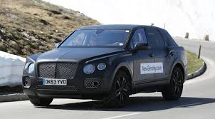 bentley new car releaseBentley SUV 2016 new spy photos of poshest 4x4 yet by CAR Magazine