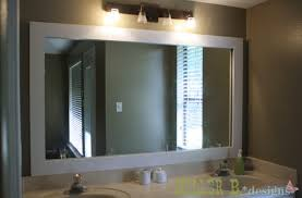 white framed bathroom mirror. white: best bathroom mirror killer b designs within white framed mirrors plan from awesome