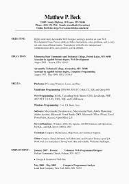 Best Of Ms Office Resume Templates My Resume