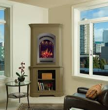 corner electric fireplace heater photos of corner fireplace for your bedroom design