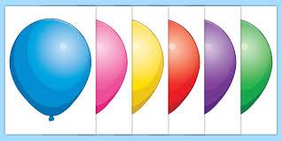 Sparklebox Birthday Charts Free Editable Balloon Posters Balloon Balloons