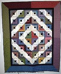 I have seen a lot of log cabin quilts but this is an interesting ... & 1000+ images about Log cabin quilts on Pinterest   Log Cabin . Adamdwight.com