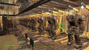 Power Armor Display Stand Fallout 100 Extreme 100 Power Armor Suits Album On Imgur 47