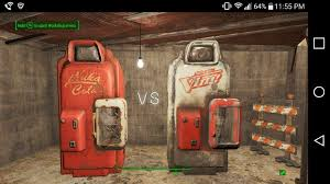 Nuka Cola Vending Machine Impressive Which Do You Think Is Better Nuka Cola Or Vim Fallout Amino