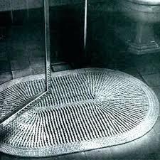 oval bathroom rugs oval bath rugs co with regard to ideas small oval bath rugs