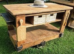 Rustic Kitchen Island Table Sedona Rustic Oak Kitchen Island Table Best Kitchen Island 2017