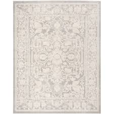 ivory and beige area rugs lovely safavieh reflection light grey cream polyester rug 6 x 9