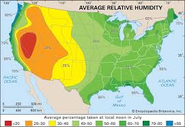Humidity Atmosphere Britannica
