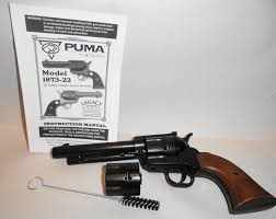 puma 1873 22. puma 1873 pistol with bowie knife - picture 7 puma 22