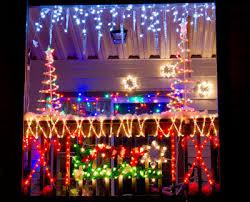 patio christmas decorations