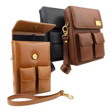 leather travel cigar cases