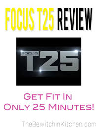 get fit in only 25 minutes with t25 a must try