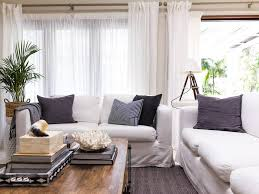 best place to buy home decor. Contemporary Place Beachy Living Room With Couches And Throw Pillows In Best Place To Buy Home Decor Real Simple