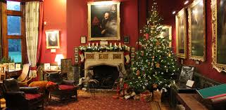 Victorian Living Room Decorating Pictures Of Victorian Christmas One Example Of