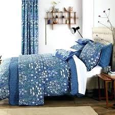blue quilt cover sets blue duvet sets v a columbine periwinkle blue duvet cover set home regarding