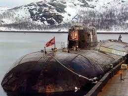 L'incidente del sottomarino nucleare K-141 Kursk