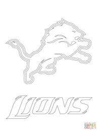 sports coloring nfl symbol