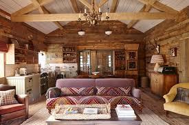 Cabin Studio - Rustic interior design ideas - cosy living rooms, bedrooms  and bathrooms inspired