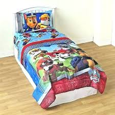 paw patrol skye bedding paw patrol toddler bed sheets bedding set comforter bedroom blanket machine washable home full