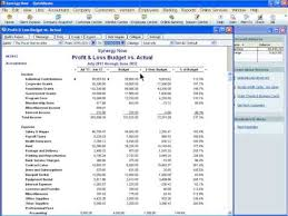 Quickbooks For Churches Chart Of Accounts Quickbooks Made Easy For Non Profits Demo