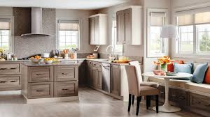 home depot kitchen cabinets display