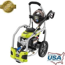 3 100 psi 2 5 gpm honda gas pressure washer with idle down