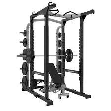 hammer strength heavy duty power rack