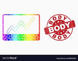 Dot Chart 14 Bright Dot Stocks Chart Icon And Distress