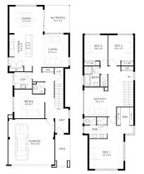 three bedroom house plans. Contemporary Three 3 Bedroom House Plans Designs Perth Double Storey Apg Homes In Three Bedroom House Plans