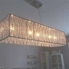 my ons n39bows new craft room reveal regarding costco pertaining to costco chandelier view