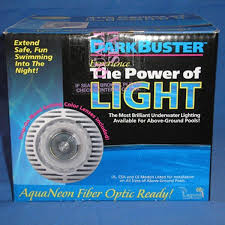 Darkbuster Deluxe Ground Pool Light Pool Reviews