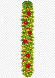 Weihnachten Dekoration Girlande Kranz Clipart Garland