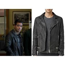 13 reasons why ross butler leather jacket