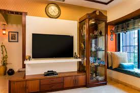 wall furniture for living room. Chembur Renovation: Classic Living Room By Rennovate Home Solutions Pvt Ltd Wall Furniture For T