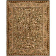 antiquity olive gold 12 ft x 15 ft area rug