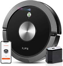 ILIFE A9 Robot Vacuum, Mapping, Wi-Fi Connected ... - Amazon.com