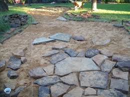 installing a flagstone patio flagstone patio cost