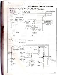 wiring diagrams for 4y dizzy and points for a tacho frequently i have wiring diagrams for most toyota 4wd vehicles from 1984 to 1997 i think models y r ln60 y r ln110 if you need one let me know and i ll do my best
