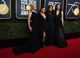 golden globes 2018 fashion