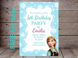 Ideas for frozen birthday party with editable online designs, create frozen birthday invitation online in an online app, download jpg, png, pdf files ready to print, print at. Frozen Birthday Party Ideas Birthday Party Ideas For Kids
