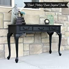 Black Sofa Table Stamford Black Console Table Sofa Nongzico