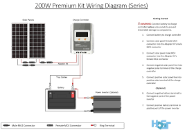 beginners guide to solar charge controllers rob installs a redarc adorable wiring diagram for