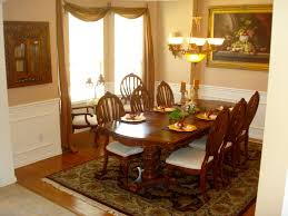 Dining Table Accessories Home And Furniture - Formal dining room table decorating ideas