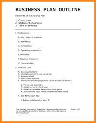 Supply List Template Awesome Sample Of A First Page Business Plan Remarkable Data Center Design