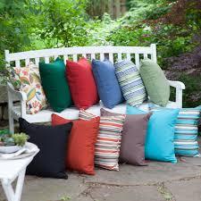 exellent pillows photo of patio furniture pillows bright ideas metal board backyard amp garden exterior decorating concept for e