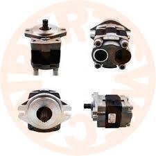 HYDRAULIC PUMP 134A7-10301 NISSAN TD27 ENGINE TCM T3 FORKLIFT ...