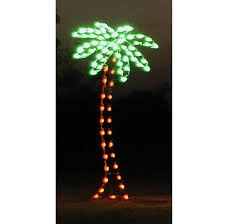 decorative palm trees with lights outstanding artificial lighted best fake 2018 interior design 1