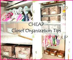 how to organize a closet on a budget wys ides how to organize closet on a how to organize a closet on a budget