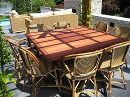 rustic outdoor dining table. Custom Made Outdoor Dining Table Rustic T