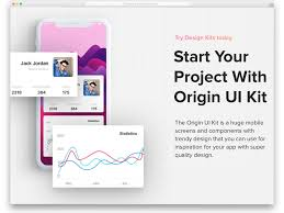 27 Best Ui Kits To Start Web And App Designing From Scratch 2019